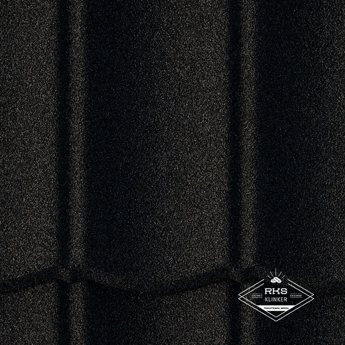 Композитная черепица Аеродек, Традиция, цвет Чёрный бриллиант в Орле